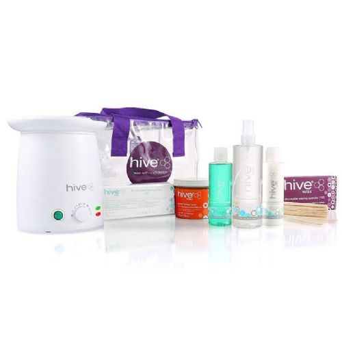 Hive Of Beauty Waxing Neos 500cc Heater Paraffin Wax STARTER KIT